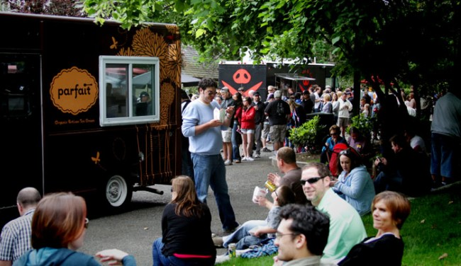 Top 10 Reasons To Start A Food Truck